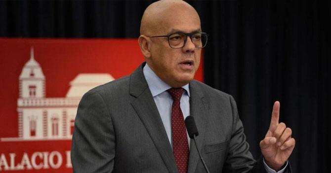 Jorge Rodríguez aclara que todo lo demás que ha hecho el SEBIN sí fue una orden