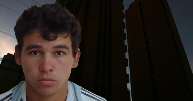 """""""No hay agua, ni luz, ni nada"""" dice joven que no viajó al futuro sino que pasó Año Nuevo en Maracaibo"""
