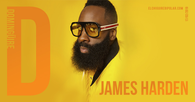 Domingüire No. 267: James Harden