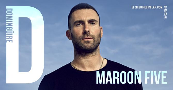 Domingüire No. 266: Maroon 5