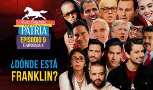¿Dónde está Franklin Virgüez? - Pero Tenemos Patria