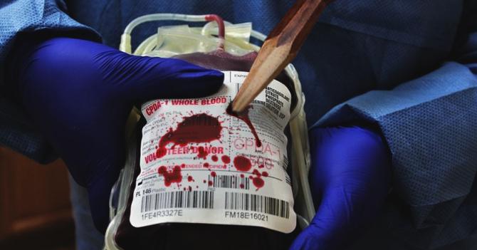 EEUU sanciona a Lacava clavando una estaca de madera en su cuenta del banco de sangre