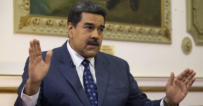 Maduro renuncia