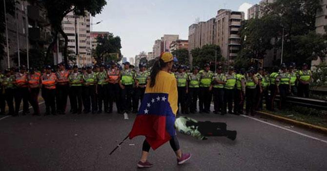 PNB que tiene días sin comer se convierte en policía acostado