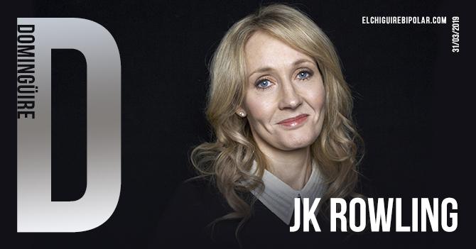 Domingüire No. 272: J.K Rowling