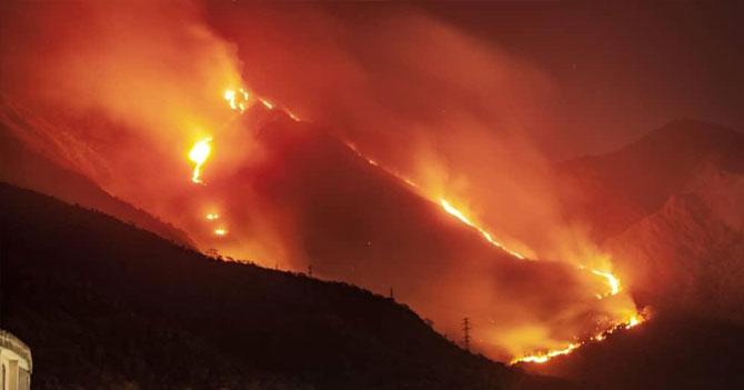 Incendio en el Ávila confirma que nadie le dice Waraira Repano