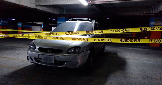 Autoridades confirman brutal homicidio de queso en el estacionamiento del CCCT