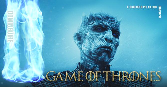 Domingüire No. 274: Game Of Thrones