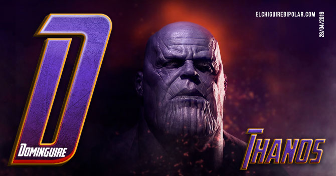 Domingüire No. 276: Thanos