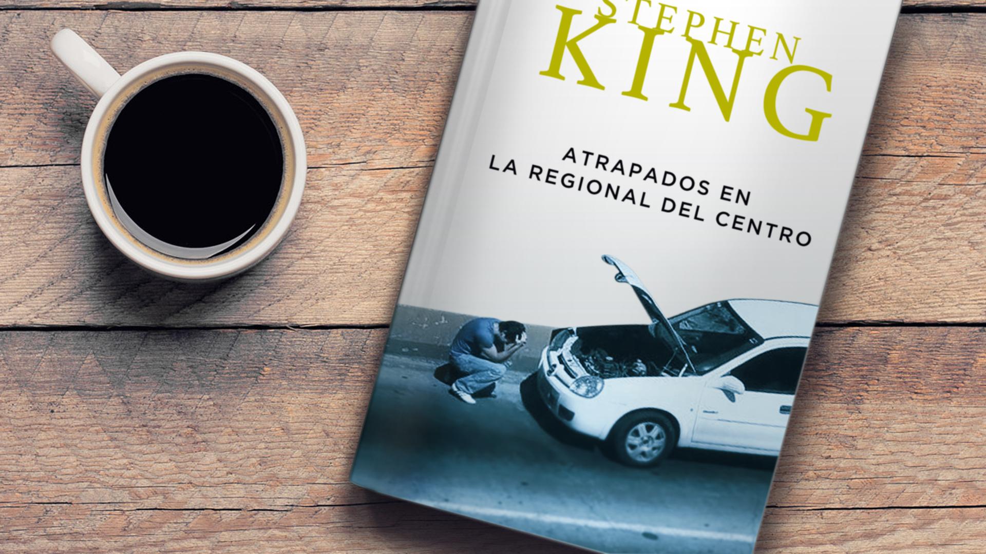 Stephen King anuncia novela de terror basada en carro accidentado en la regional del centro