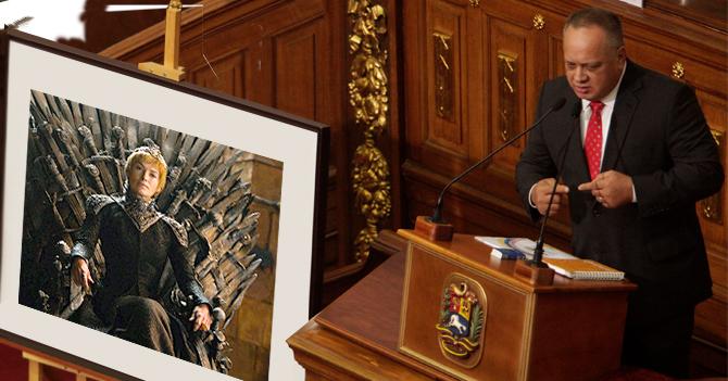 ANC extiende sus funciones hasta que guionistas de GOT hagan temporada donde gane Cersei