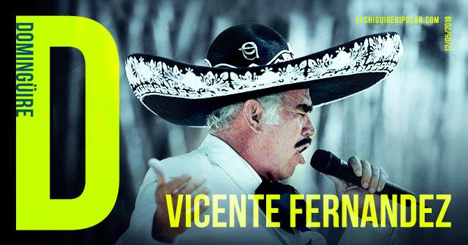 Domingüire No. 278: Vicente  Fernández