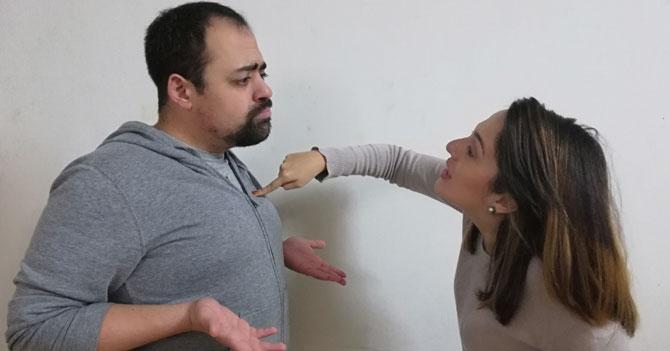 """""""¿Con qué plata?"""", responde señor a su esposa tras acusarlo de infidelidad"""
