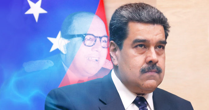 Fantasma de Pérez Jiménez sugiere a Maduro meter más adecos presos