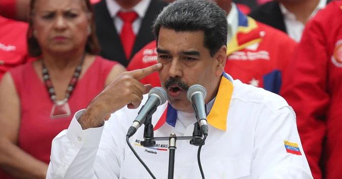 El primer año de gestión de Maduro en números