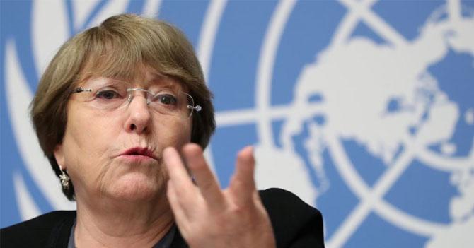 Exclusiva: Los 8 lugares donde el gobierno quiere llevar a Michelle Bachelet durante su visita a Venezuela