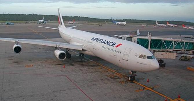 ¡Última Hora!: Avión no ruso aterriza en Maiquetía