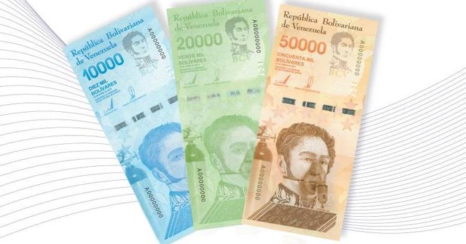 Nuevo cono monetario trae a Bolívar pegado a un respirador artificial