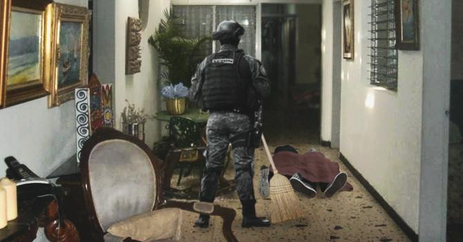 SEBIN barre a presos políticos debajo de la alfombra