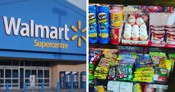 Walmart culpa a kioscos caraqueños por escasez de chucherías