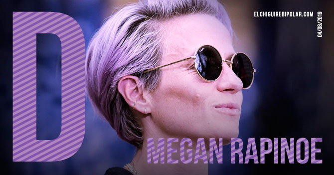 Domingüire No. 290: Megan Rapinoe
