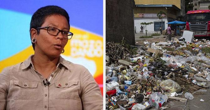 Alcaldía de Caracas asegura que la ciudad no está sucia porque la basura de uno es el tesoro de otro