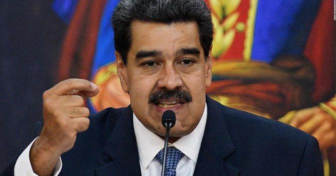 Maduro afirma que no va a leer el informe de Bachelet para no spoilearse la película