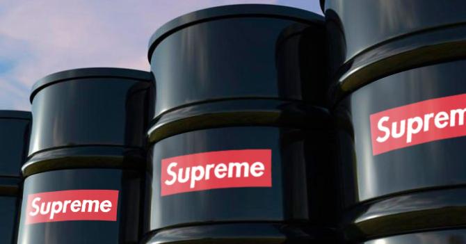 PDVSA justifica baja producción sacando colección exclusiva de barriles Supreme