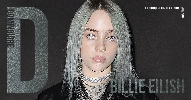 Domingüire No. 291: Billie Eilish