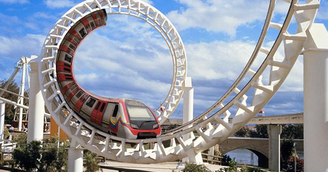 Universal compra tren del Metro de Caracas para hacer la montaña rusa más peligrosa y realista del mundo