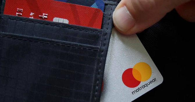 """Militares sancionados por MasterCard aseguran que """"para todo lo demás, existe Matraquear"""""""