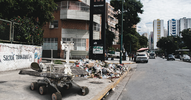 Tras estudiar por años planeta posiblemente habitable, NASA lo descarta por ser igual a Venezuela