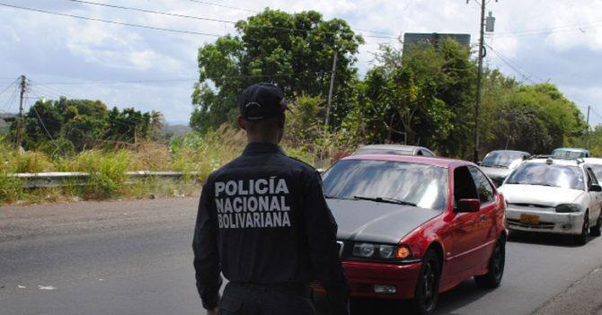 Policía desarticula peligrosa banda de adolescentes que se dedicaba a circular con la licencia vencida