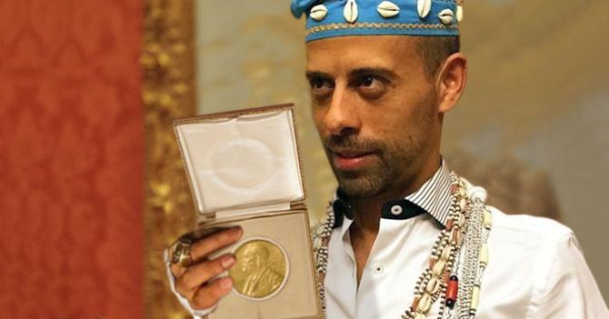Babalawo de San Félix recibe Nobel de Medicina