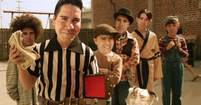 """TVES anuncia remake de """"La Pandillita"""" en el que Winston Vallenilla interpreta a los 7 integrantes"""