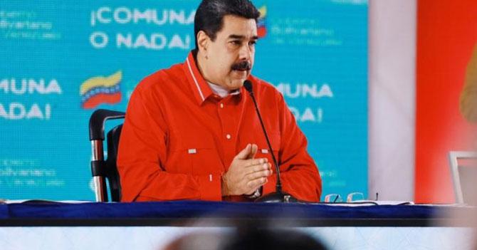 Maduro intenta hacernos creer que algo que venga de él funciona bien