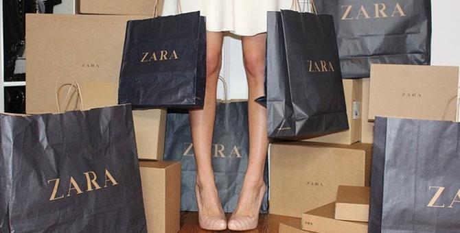 Chama compra todas las tiendas Zara del exterior porque es más barato que una blusa en Venezuela