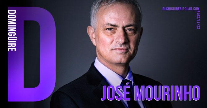 Domingüire No. 306: José Mourinho