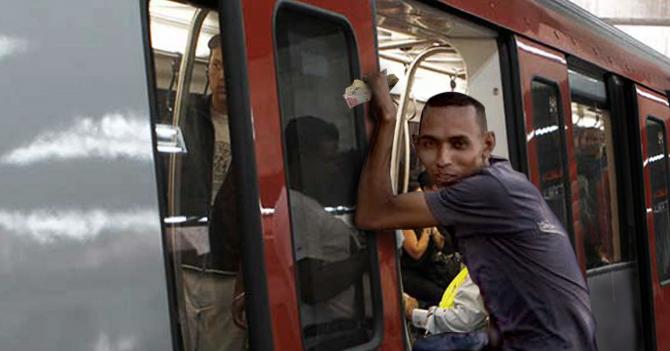 Metro de Caracas estrena colectores en sus vagones