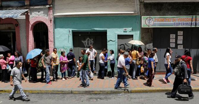 Venezuela se consolida como el Estado fallido más estable de la región