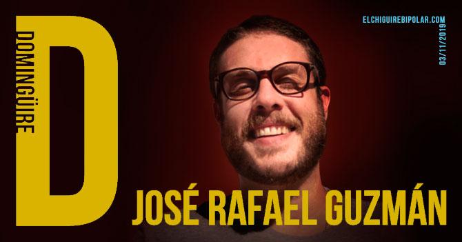 Domingüire No. 303: José Rafael Guzmán