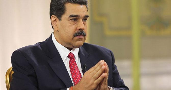 Maduro considera positivo usar moneda que llevan 16 años prohibiéndonos usar