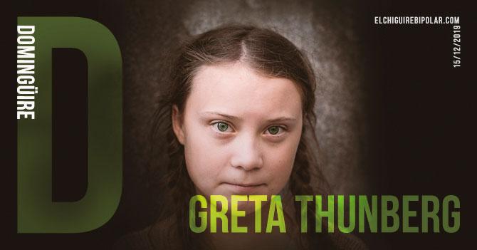 Domingüire No. 309: Greta Thunberg