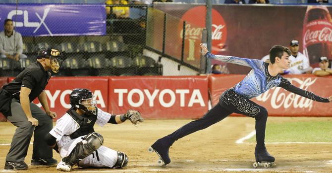Sanciones de la MLB obligan a Magallanes y a Tigres a importar patinadores artísticos