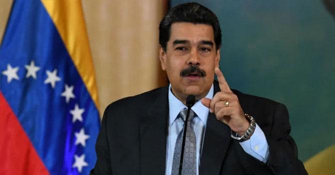 Maduro asegura que República de Caracas no puede seguir recibiendo refugiados venezolanos