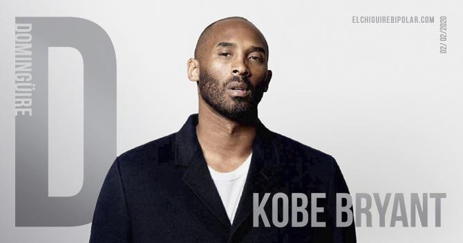 Domingüire No. 314: Kobe Bryant