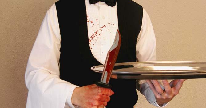Mesonero asesina clientes que dividieron la cuenta en Petros