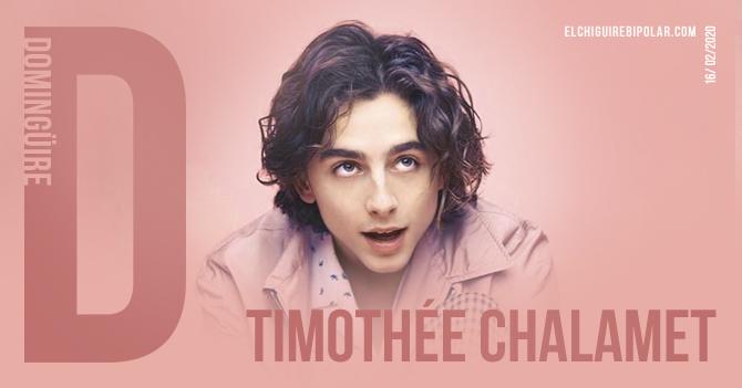 Domingüire No. 316: Timothée Chalamet