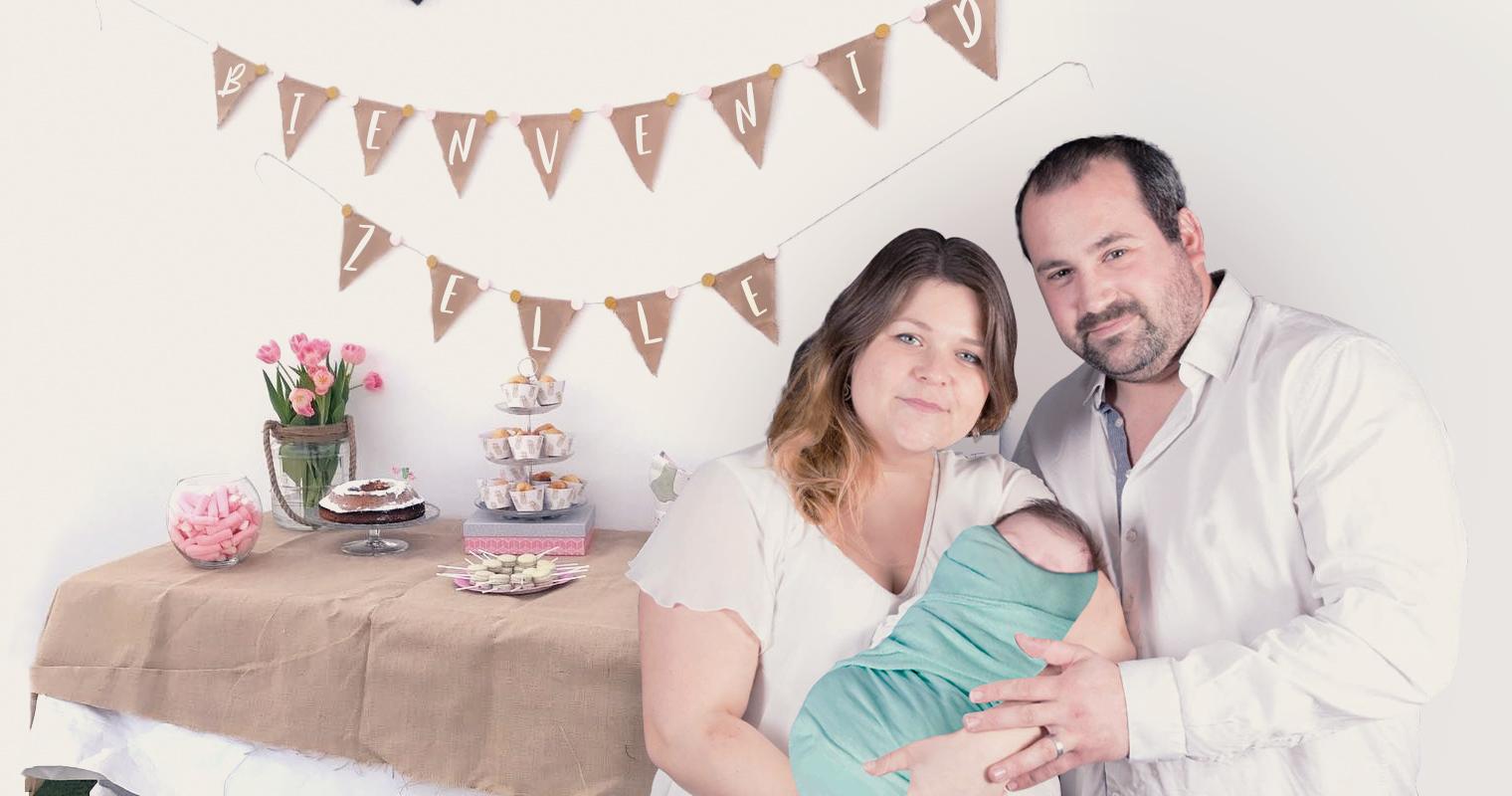 Nace en Maracaibo la primera Zelle Montiel