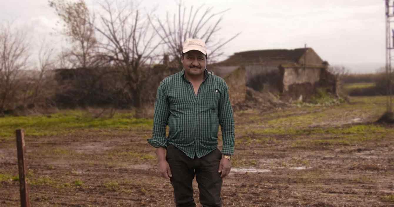 Agricultor asegura no haber cosechado nada tras 7 años de su siembra